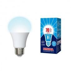 Лампочка светодиодная LED-A60-9W/4000K/E27/FR/NR картон