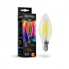 Лампочка светодиодная Cangle E14 7W High CRI 7152