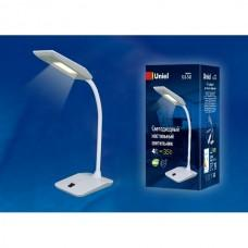 Офисная настольная лампа TLD-545 Black-White/LED/350Lm/3500K