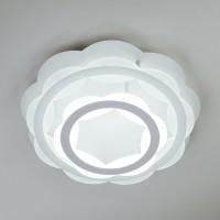 Потолочный светильник Corona 90076/2 белый 82W