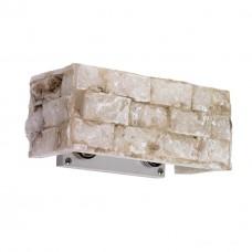 Настенный светильник Ideal Lux Carrara AP2