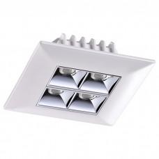Встраиваемый светодиодный светильник Novotech Antey 357833