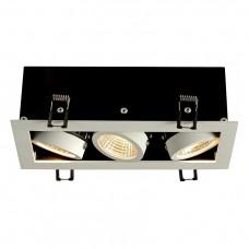 Встраиваемый светодиодный светильник SLV Kadux 3 Led Set 115721
