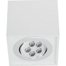 Потолочный светодиодный светильник Nowodvorski Box Led 6415