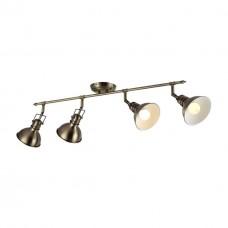 Спот Arte Lamp A1102PL-4AB