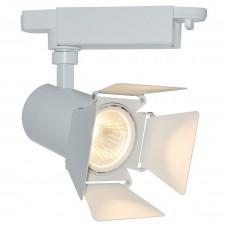 Трековый светодиодный светильник Arte Lamp Track Lights A6709PL-1WH