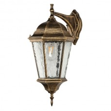 Настенный фонарь уличный Genova A1204AL-1BN